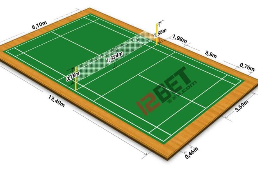 What is badminton? Badminton Rules & How to bet at 12bet
