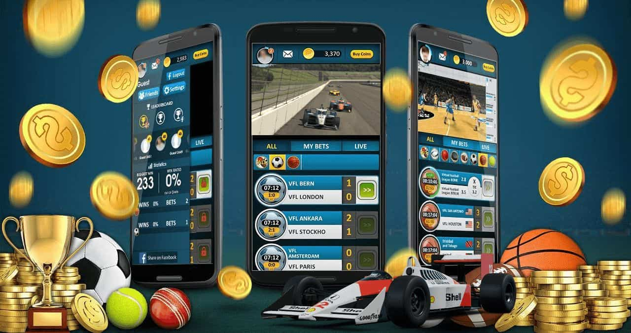 betting online racing game