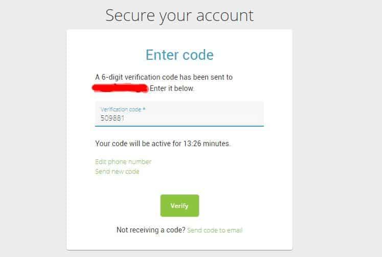 cách đăng ký ví điện tử neteller