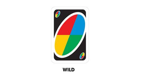 lá bài wild cards trong game uno