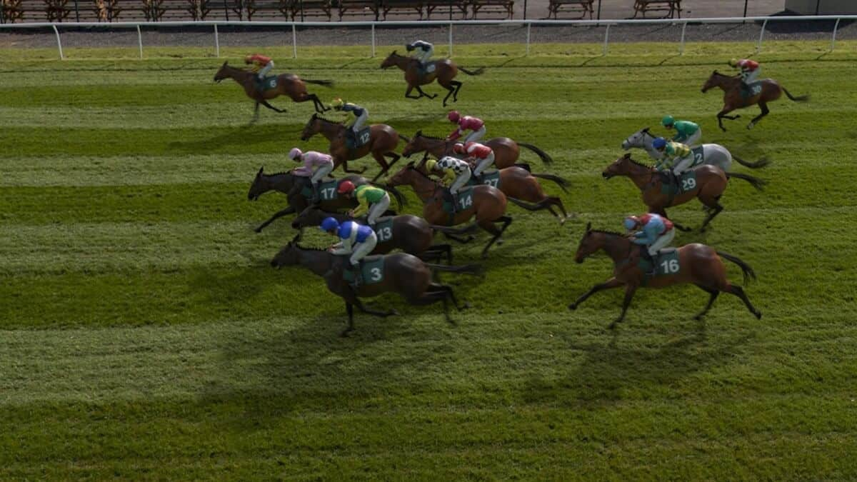 experience playing horse racing to eat coins online