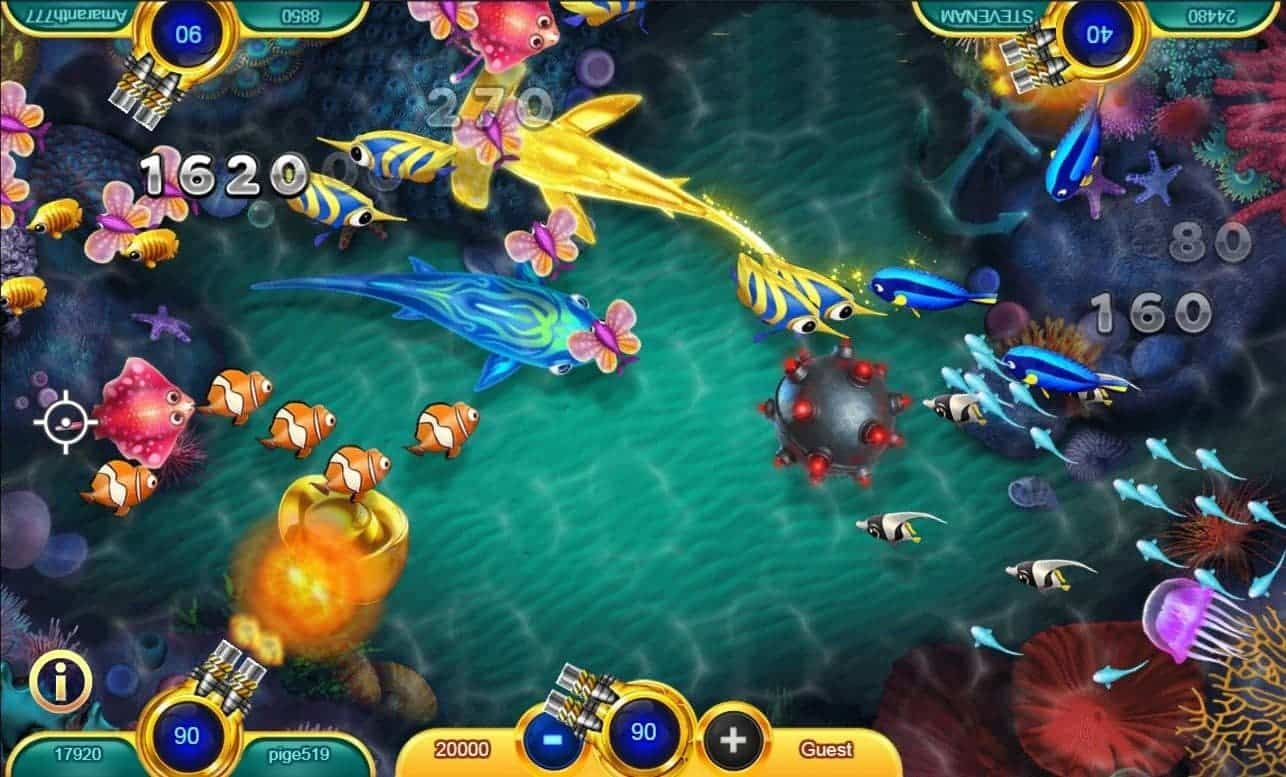 game bắn cá đổi thưởng online là gì