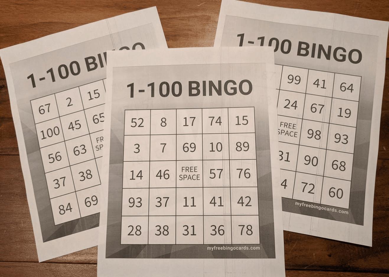 What is Bingo?  Instructions on how to play basic Bingo