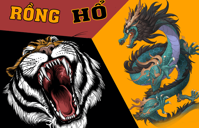 What is Dragon Tiger?  Instructions on how to play Dragon Tiger at 12bet