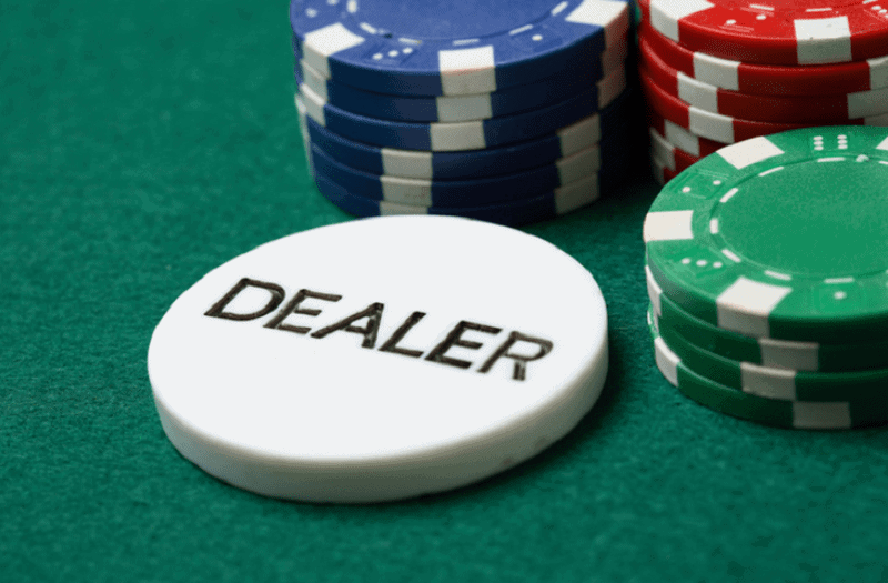 What is a dealer?  And how to make a professional dealer dealer