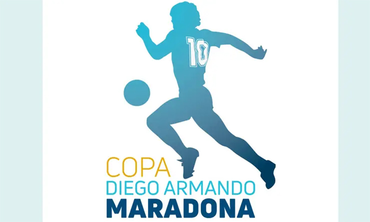 Argentina named Maradona for the League Cup