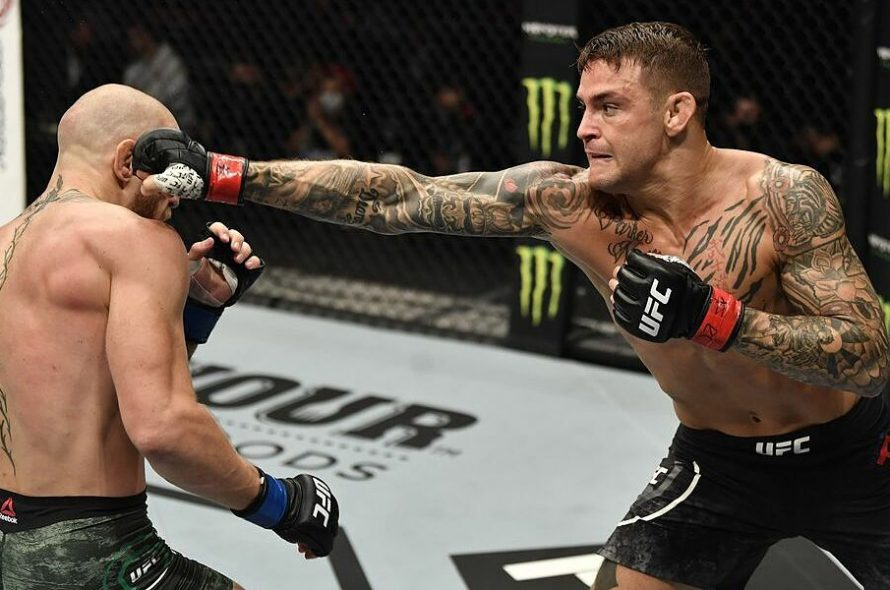 The secret to helping Poirier knock out McGregor