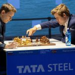 Chess King Carlsen lost to 18 year old chess player