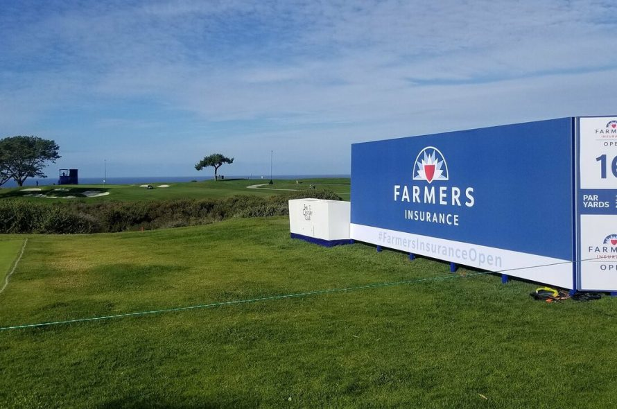 Law of surprise at Farmers Insurance Open