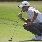 Morikawa took the top spot of the WGC-Workday Championship