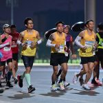VnExpress Marathon running competitions simultaneously reduced 15%