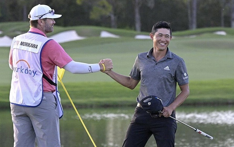 The secret to helping Morikawa win the WGC-Workday Championship