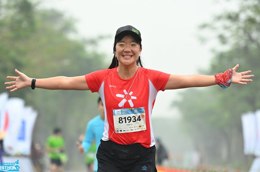 How to determine success in running