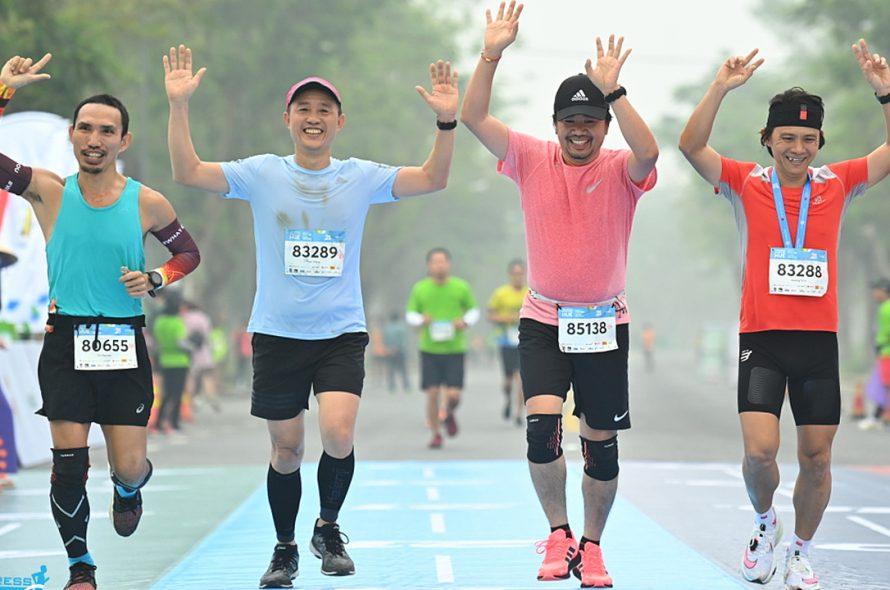 VnExpress Marathon offers 15% discount on 8/3