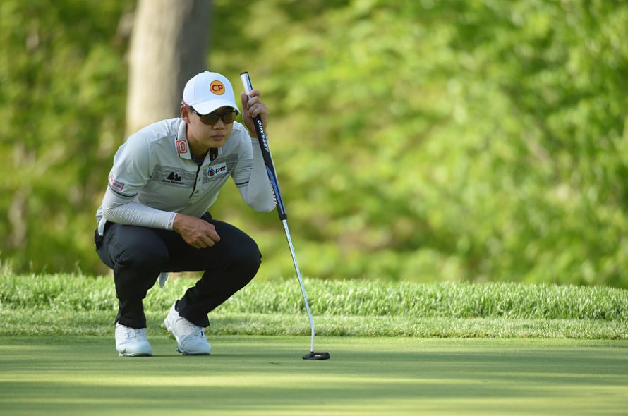 Asia's bright spot at the Arnold Palmer Invitational