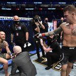 Poirier accused McGregor of giving money to charity