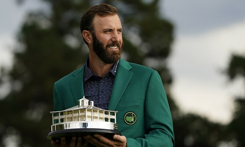 How the world's number one golfer preserves the trophy?