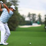 Matsuyama takes over the Masters