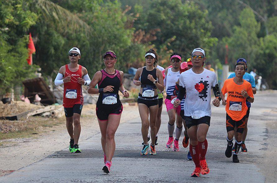 Quy Nhon 2021 marathon increased ticketing time