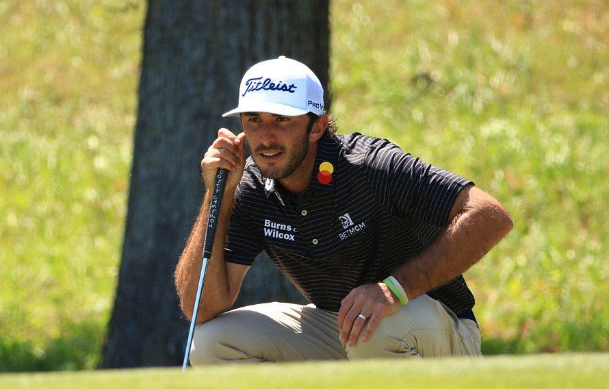 Max Homa has a record for PGA Tour closing