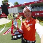 Kim Hyo Joo won the HSBC Women's World Championship