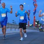 Open the registration portal for 'Run for Creativity'
