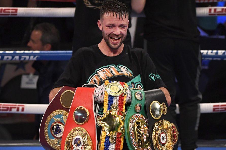Scottish boxer lost five lightweight championship belts