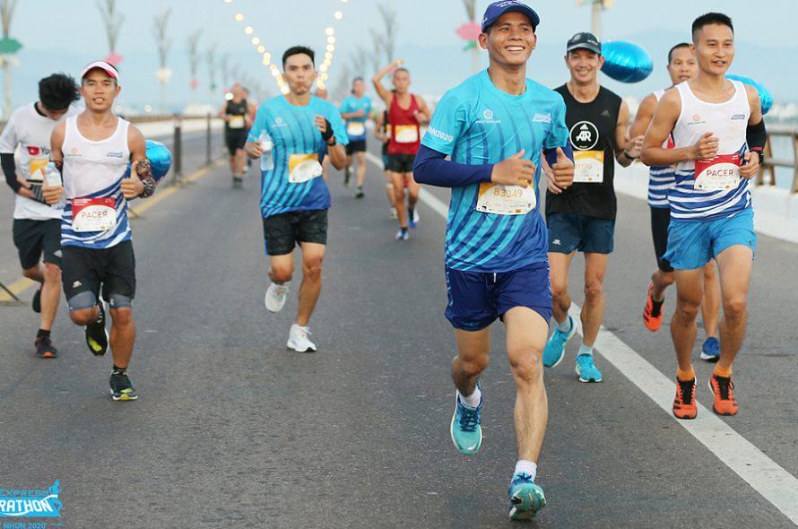 Vietnam Airlines free to change flight date for runner VM Quy Nhon