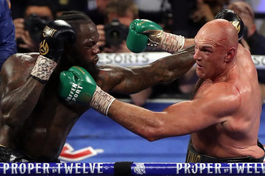 Fury closes Wilder rematch before Joshua fight