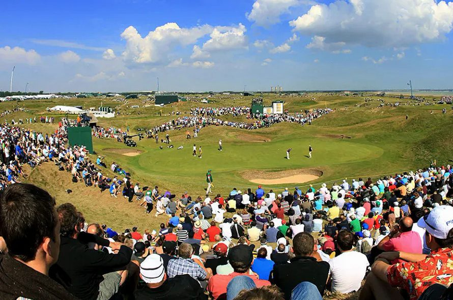 The Open Championship wants to welcome the public