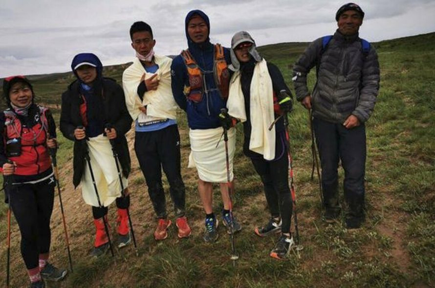 Ultra trail athlete escaped death: 'I owe the shepherd my life'