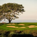 How is Torrey Pines South Stadium different from hosting a major?
