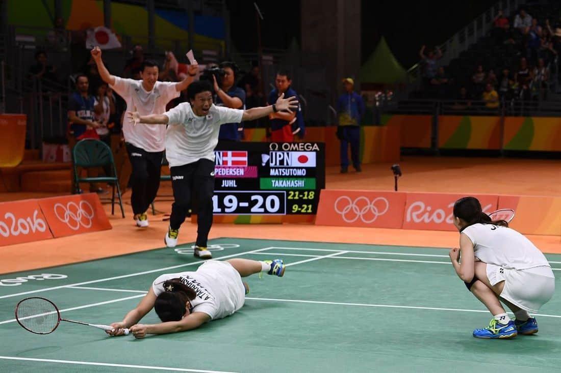 luật thi đấu cầu lông quốc tế