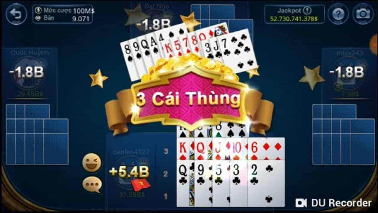 Mau Binh online and how to play Mau Binh is good at winning