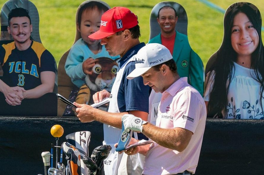 Why did the PGA Tour drop the test requirement?