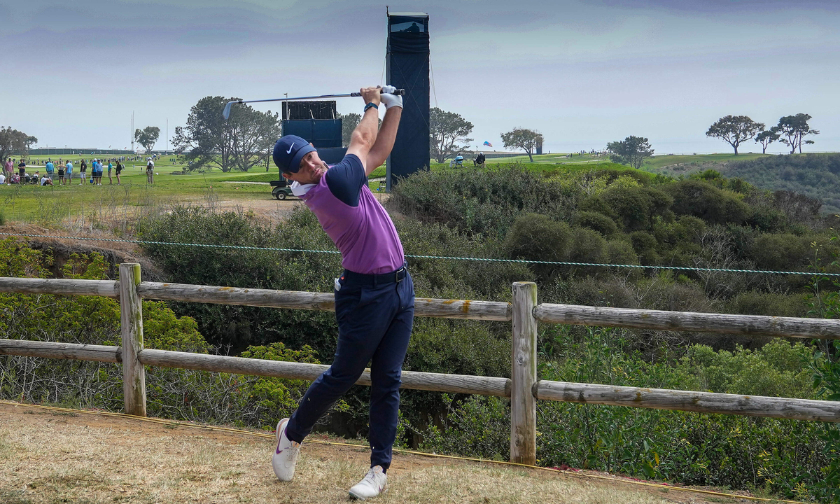 McIlroy's superstition at the US Open 2021