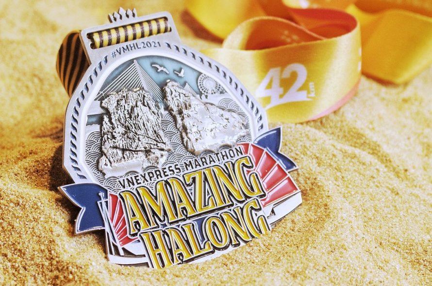 VM Amazing Ha Long 2021 announced the medal