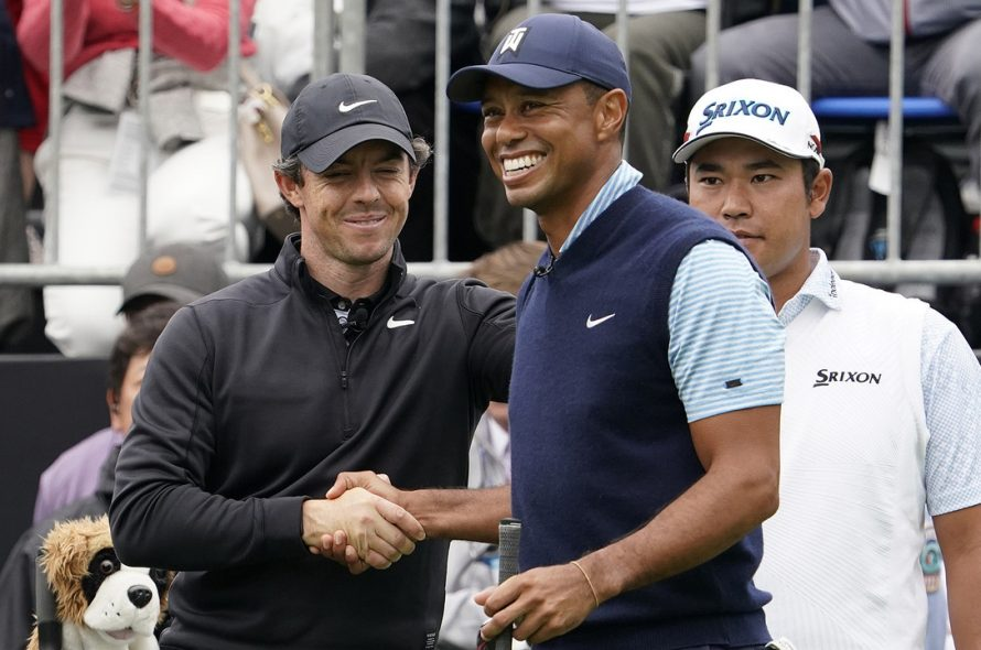 McIlroy once tried to steal from Tiger Woods