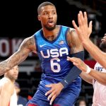 American basketball lost its first Olympic game in 17 years