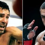 De La Hoya is back in the ring after 12 years