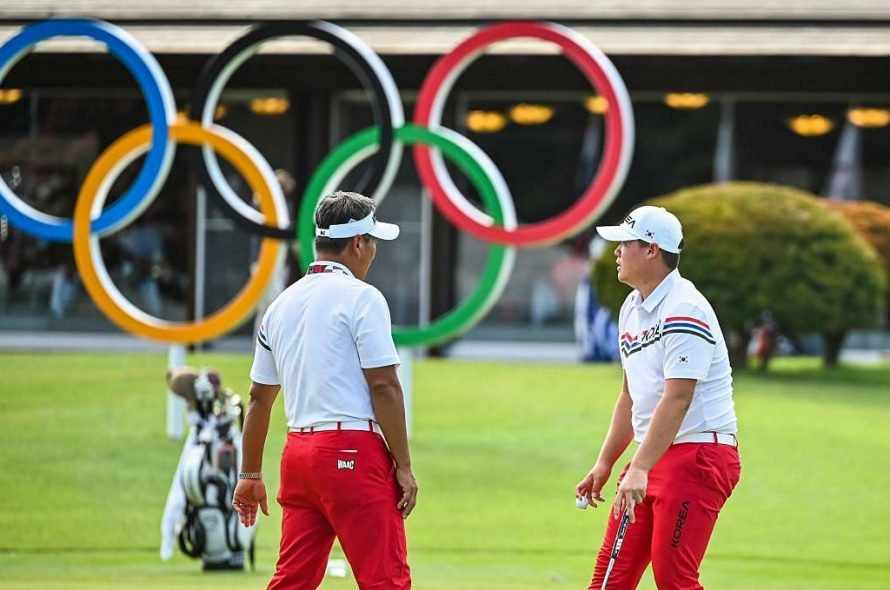 Olympic – Korean golfer's opportunity to be exempt from military service