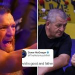 McGregor insults Khabib's late father
