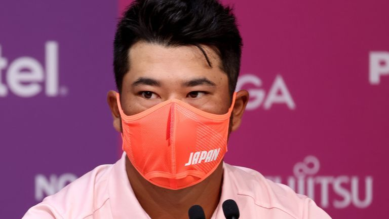 Question mark for Japan's hope in Olympic golf