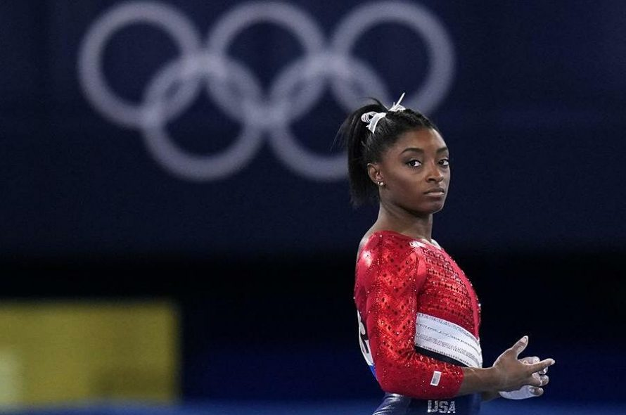 McIlroy backs Simone Biles to drop out of the Olympics