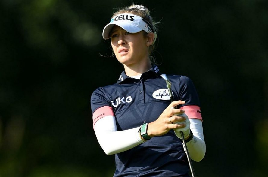 Top 2 in the world with slow heat at Evian Championship