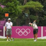 Ups and downs in the Olympic golf battlefield