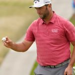 The world's number one golfer confidently won an Olympic gold medal