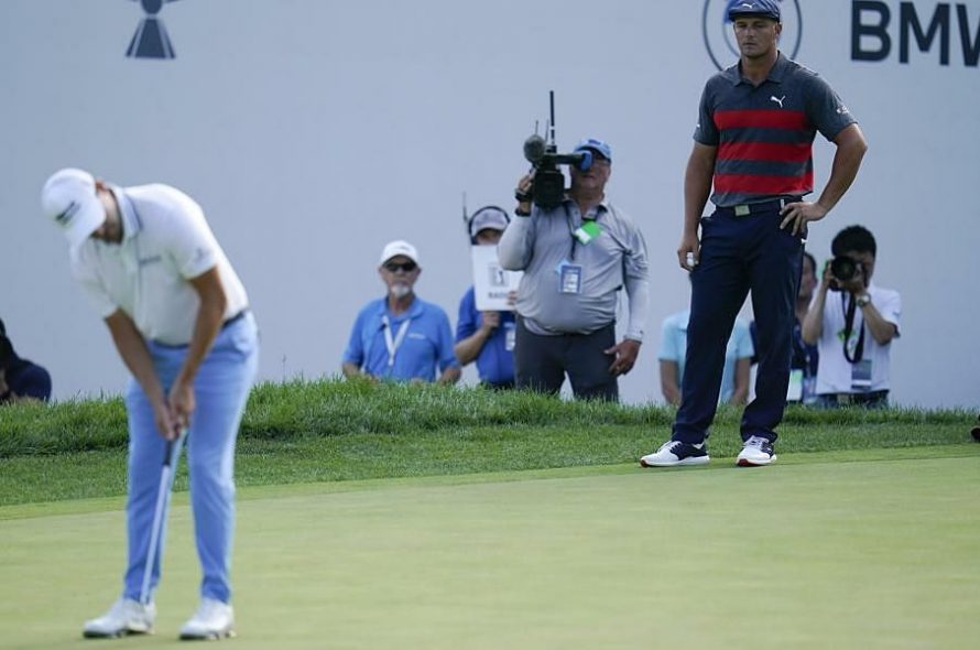 Cantlay – 'putt tycoon' in BMW Championship