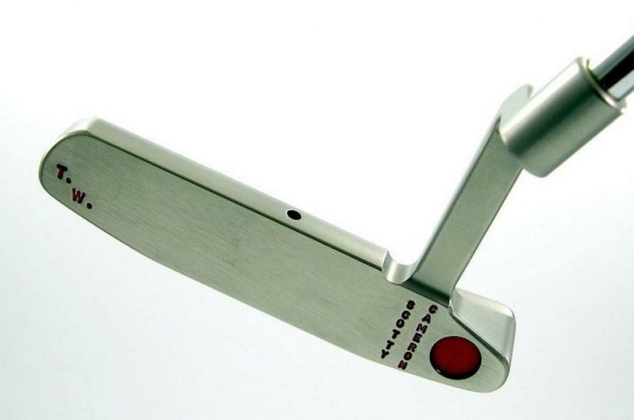 Tiger Woods spare wiper is more expensive than Ferrari