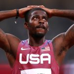 The fastest leg in the world was shocked in the semi-final of 100m